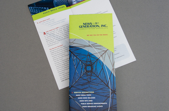 Nonprofit annual report design