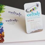 jeweler logo and stationery system design